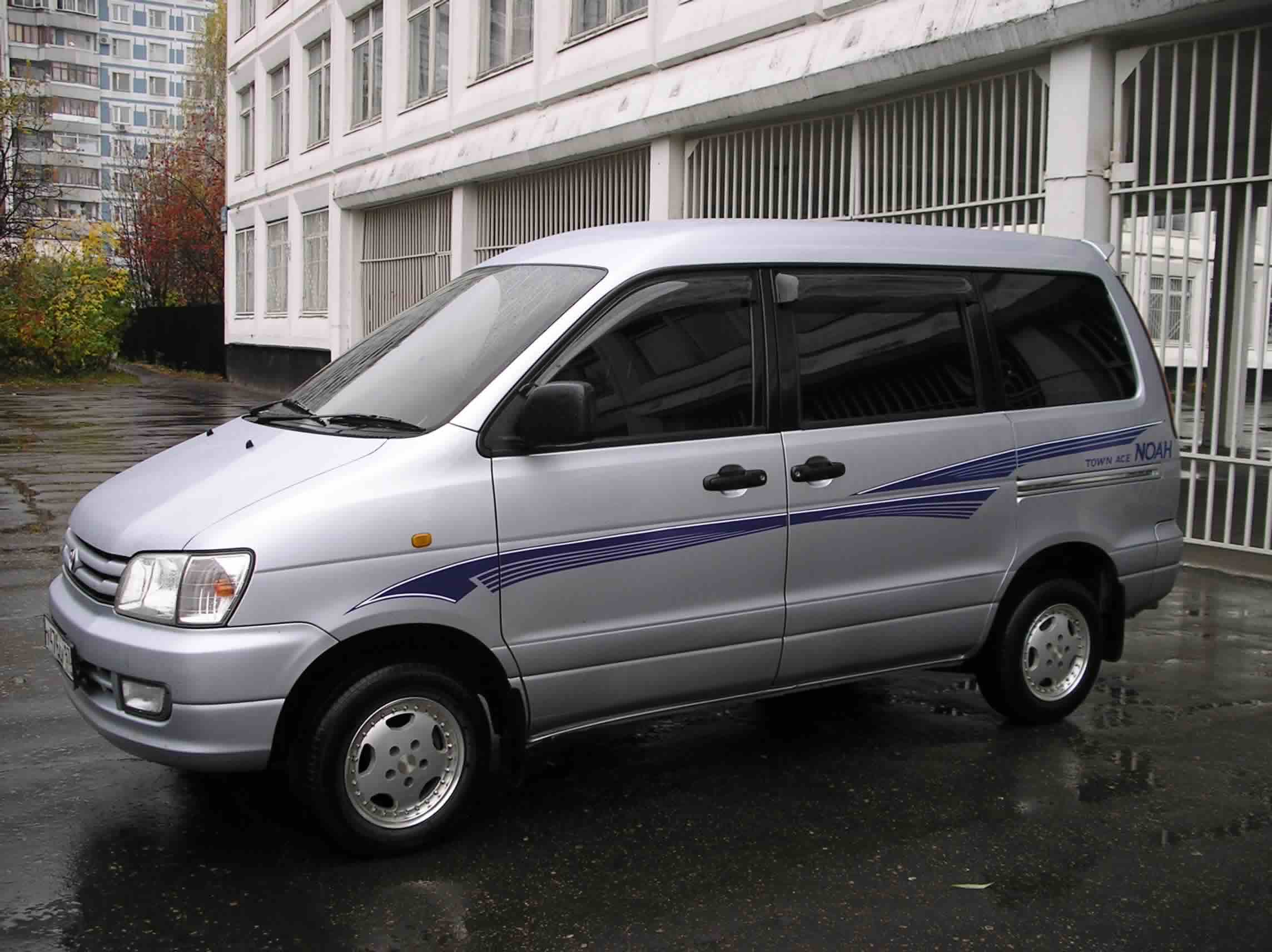 Toyota Town Ace 2000