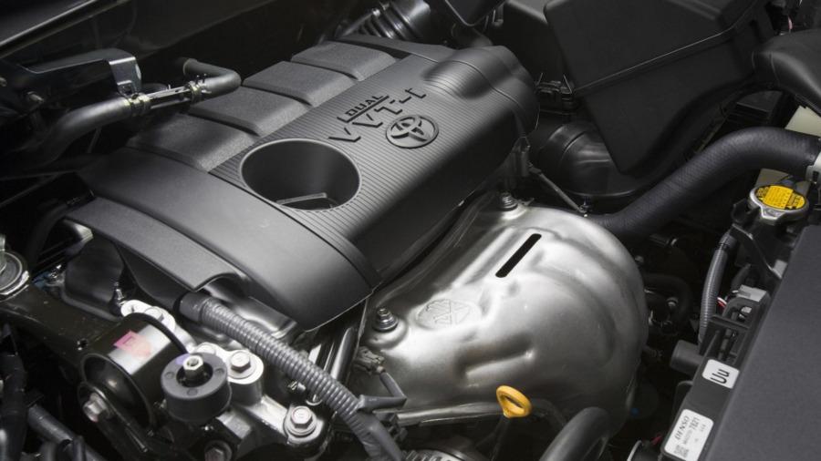 Toyota Venza двигатель 1AR-FE