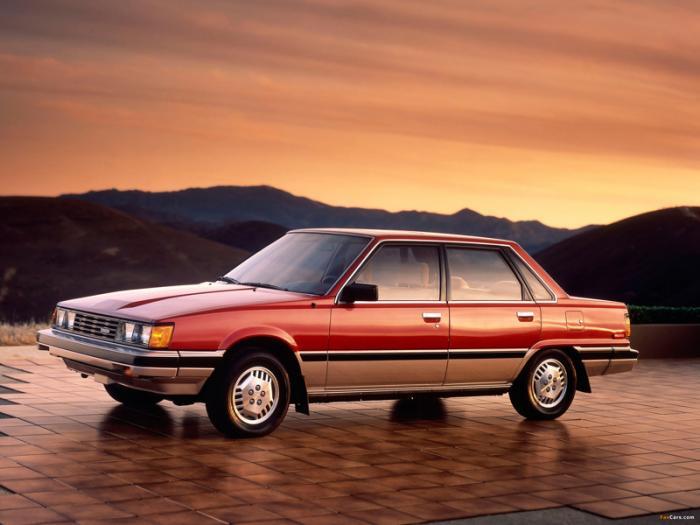 Toyota Vista 1982 года