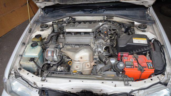 Toyota Vista Ardeo двигатель 3S-FE