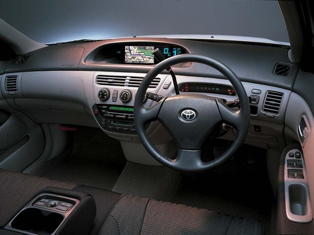 Toyota Vista Ardeo рестайлинг