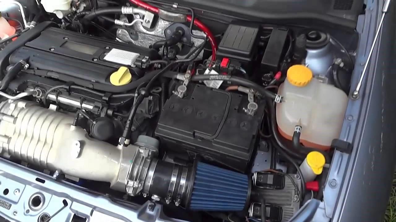 Турбированный Z22SE под капотом Astra Coupe
