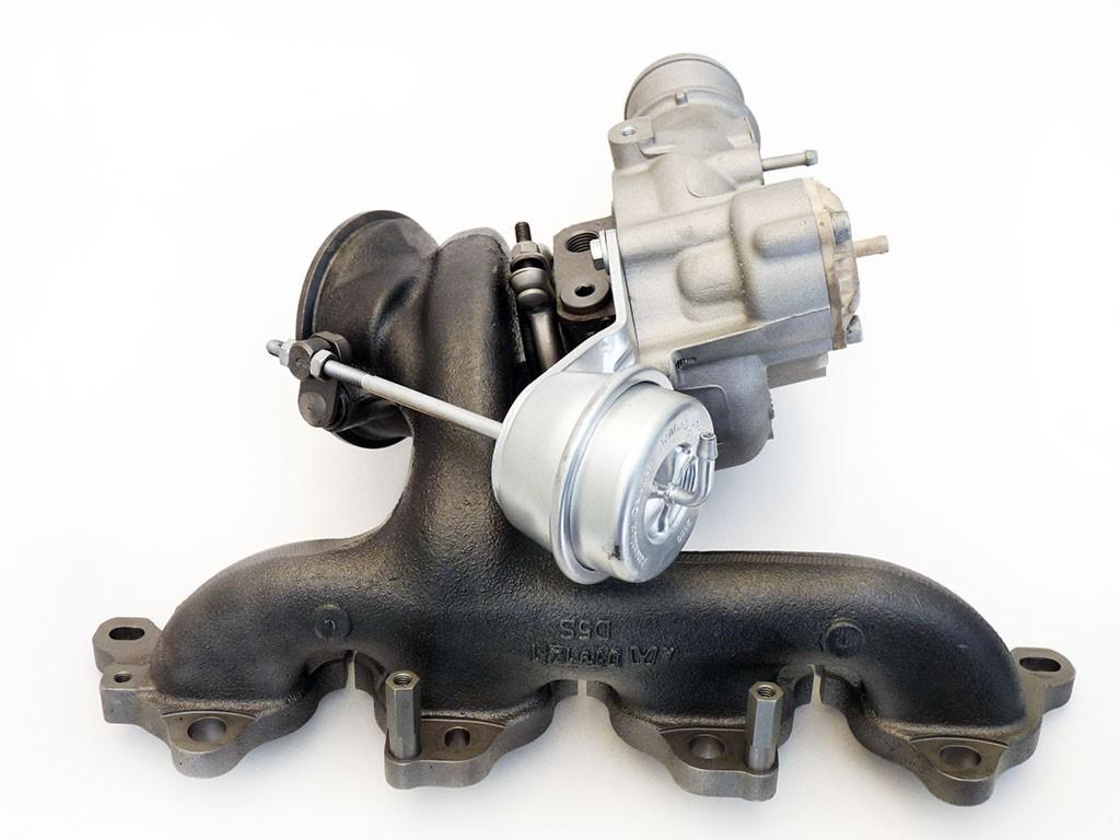 Турбокомпрессор Kkk K03 для двигателя Z16LET