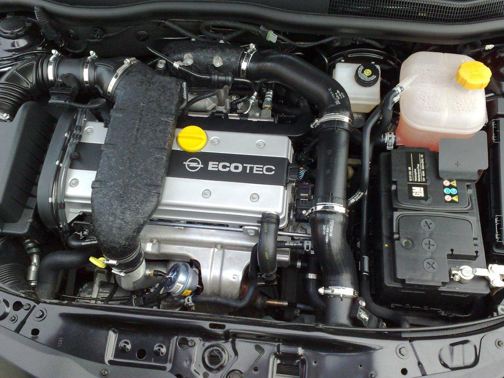 Тюнинг двигателя Opel Z20LEH