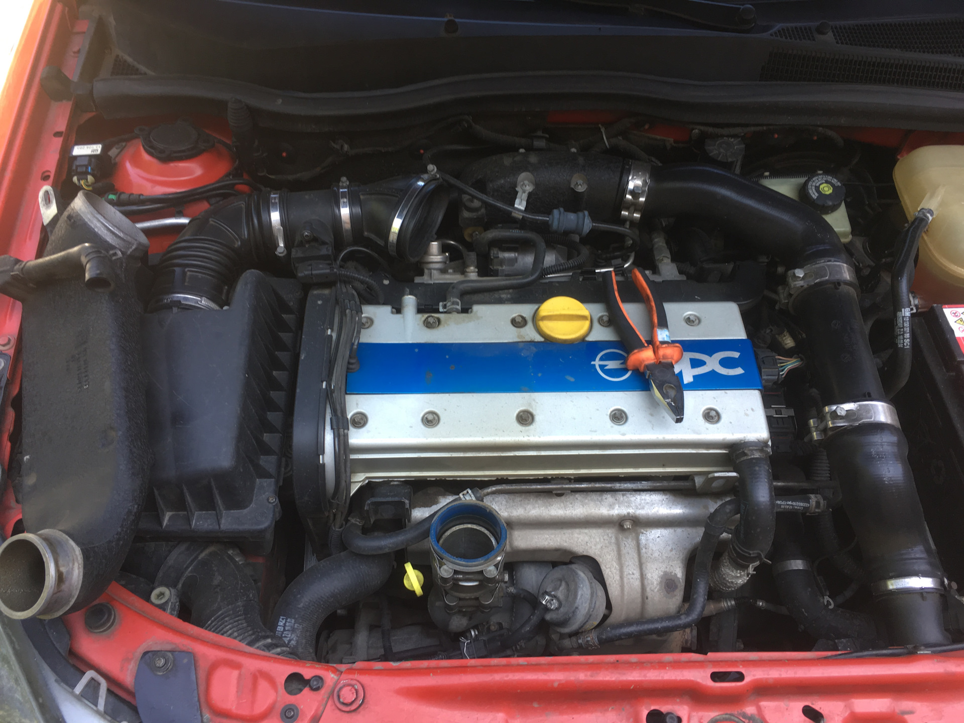 Тюнинг двигателя Opel Z20LEL