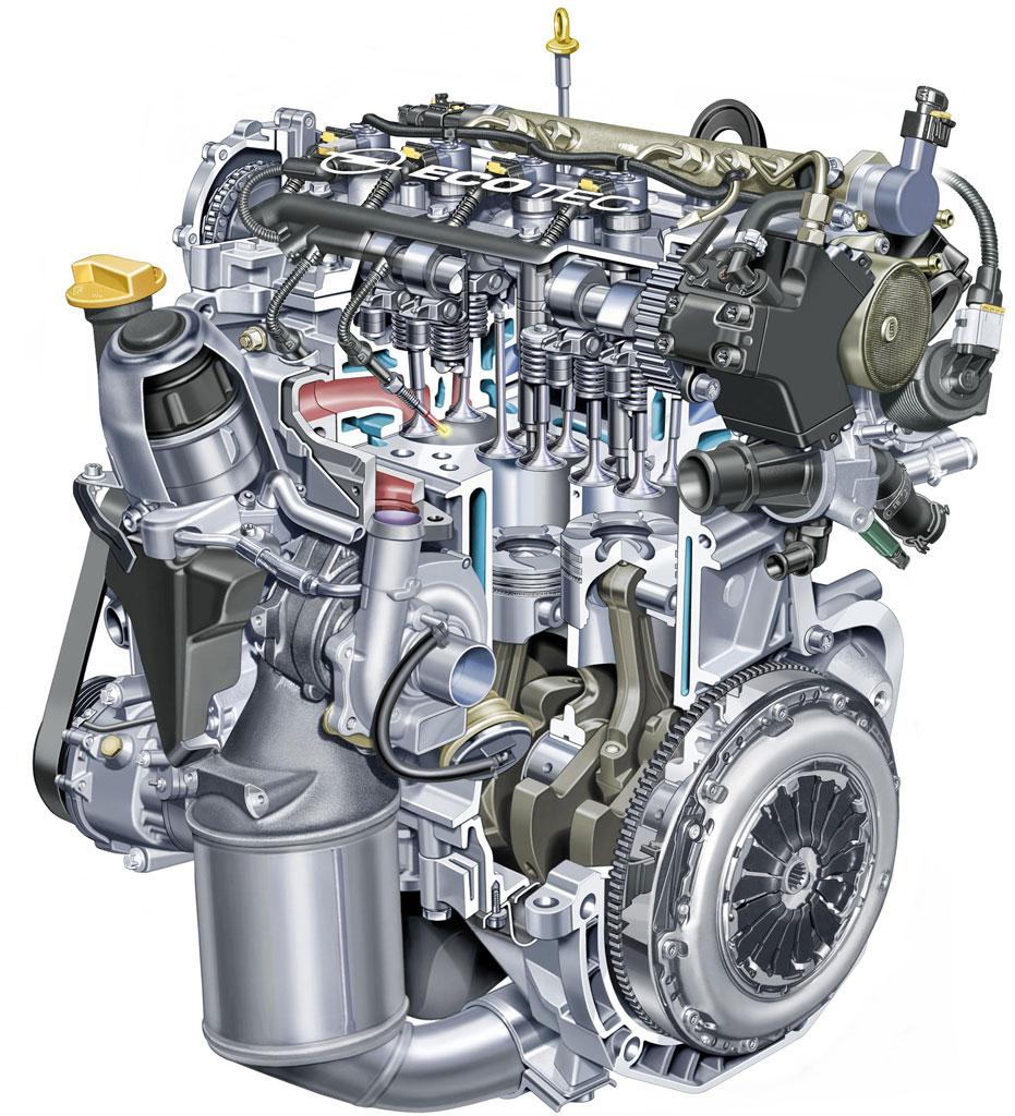 Тюнингование двигателя Opel A10XEP