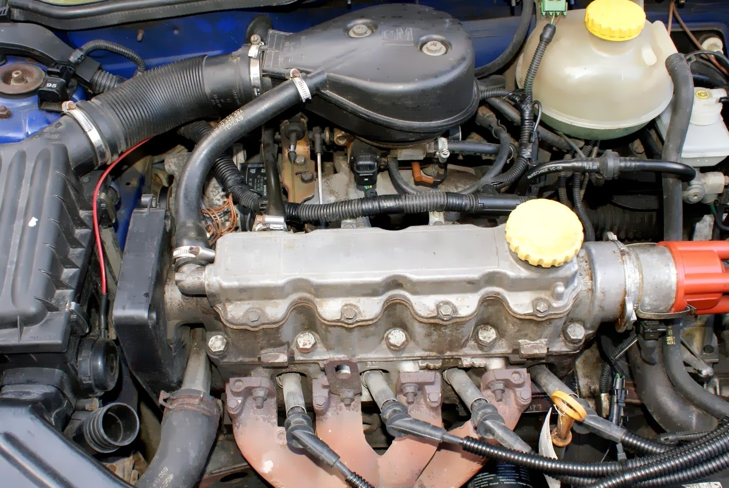 Тюнингование двигателя Opel Z12XE