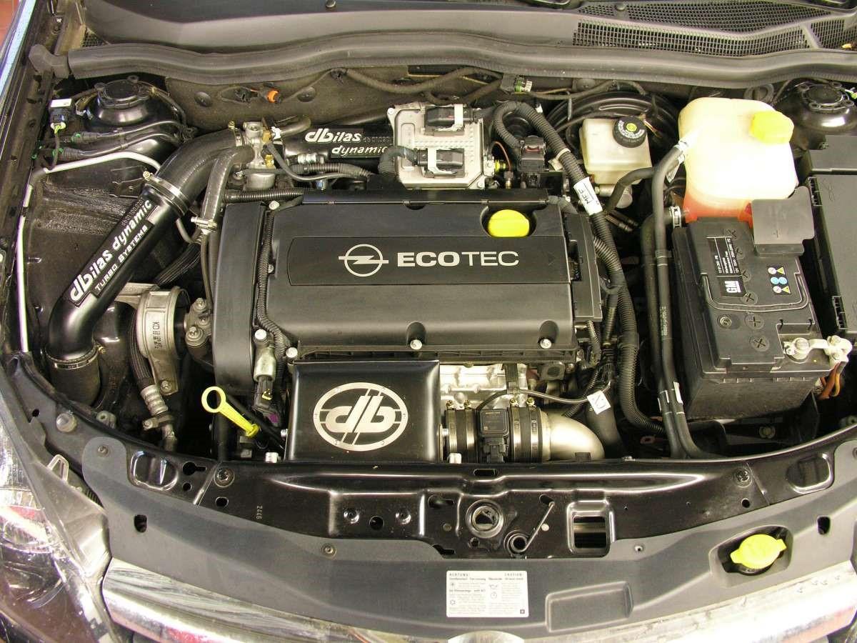 Установленная Система турбокомпрессора Maxi Edition для автомобилей Opel с агрегатом Z18XER