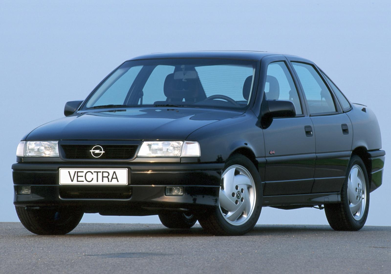 Vectra A (1988-1995)
