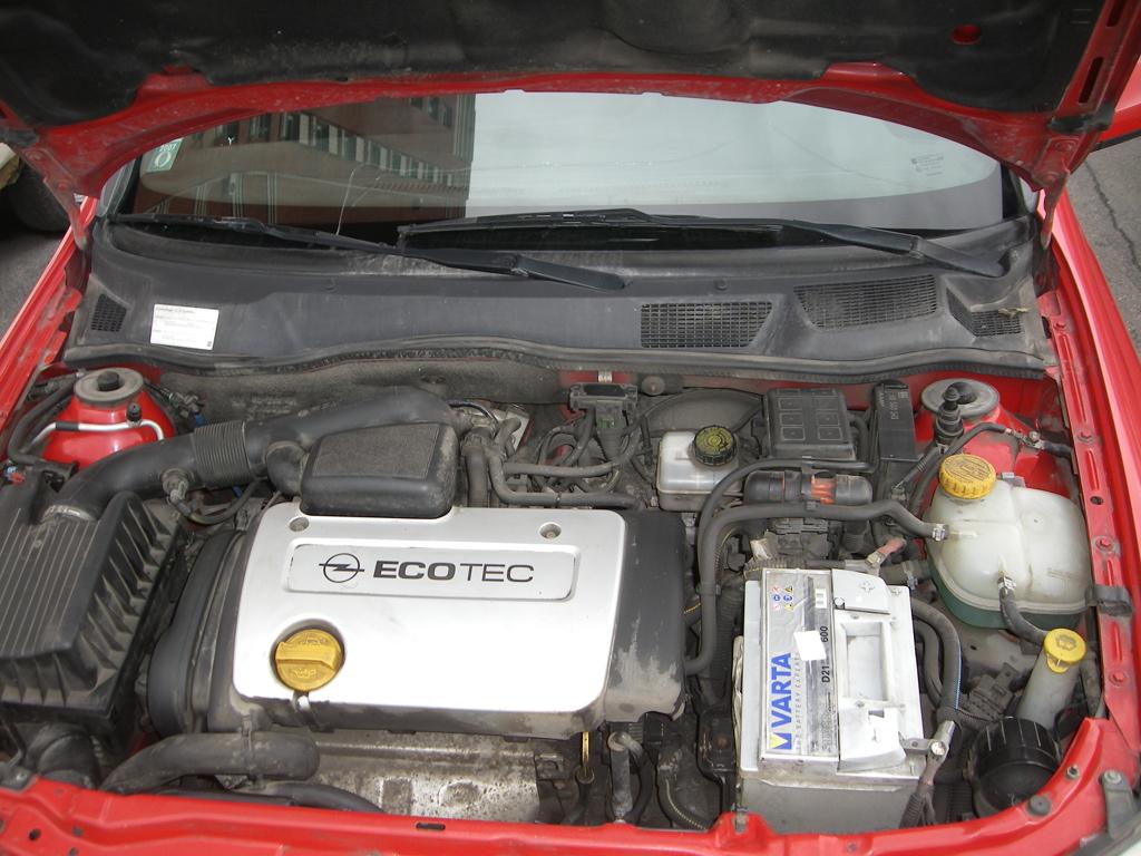X16XEL Opel Vectra