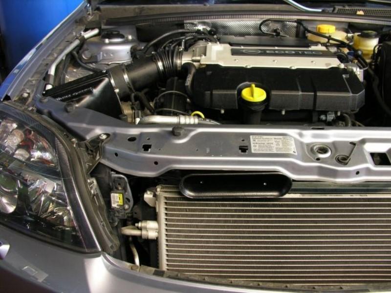 X20DTH с комплектом FlowMaster Kit для Opel