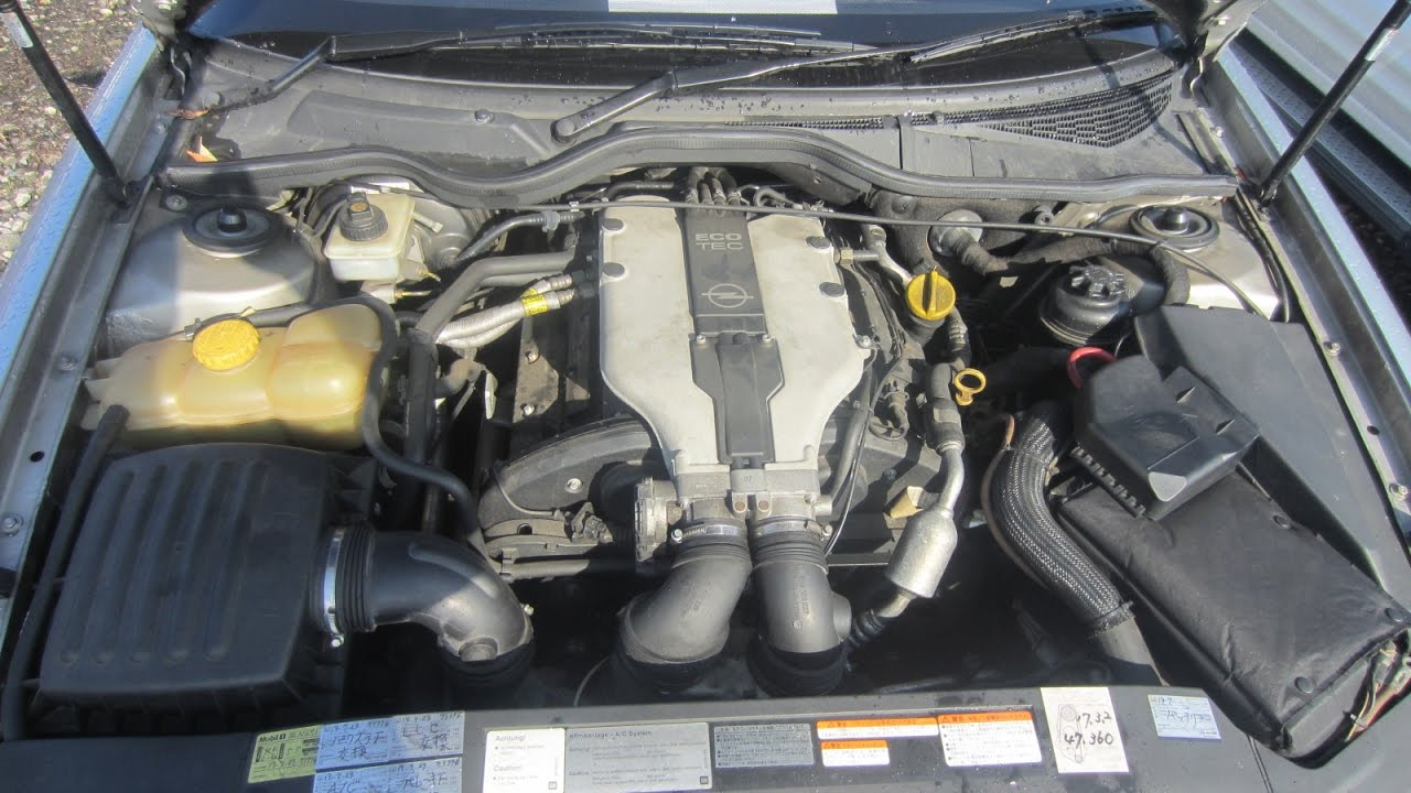 Y26SE на Opel Omega B