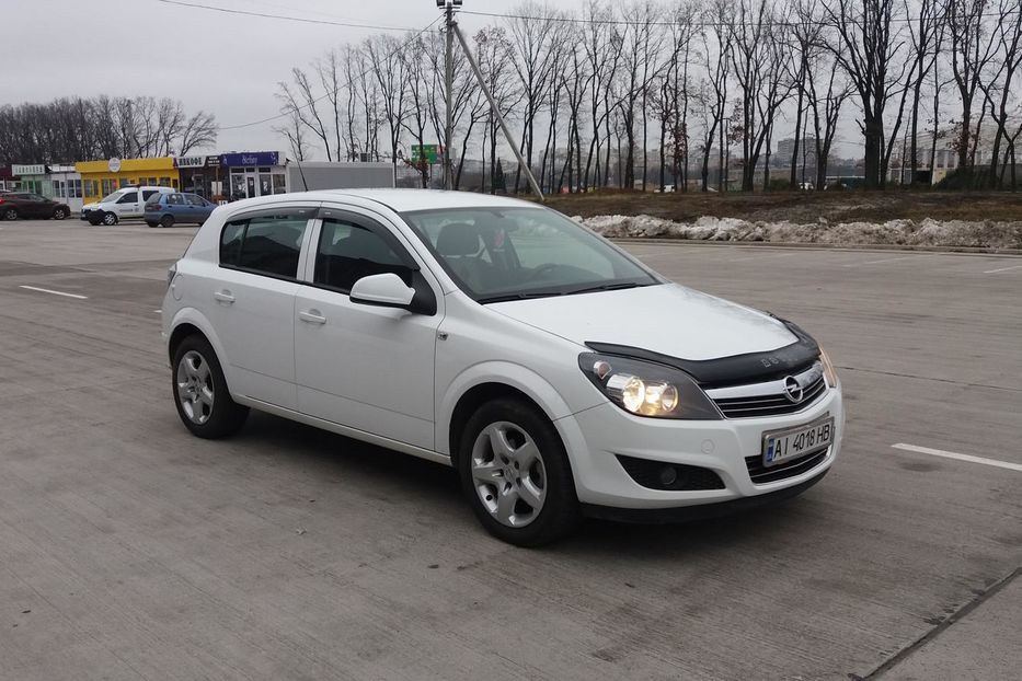 Z16XEP на Opel Astra