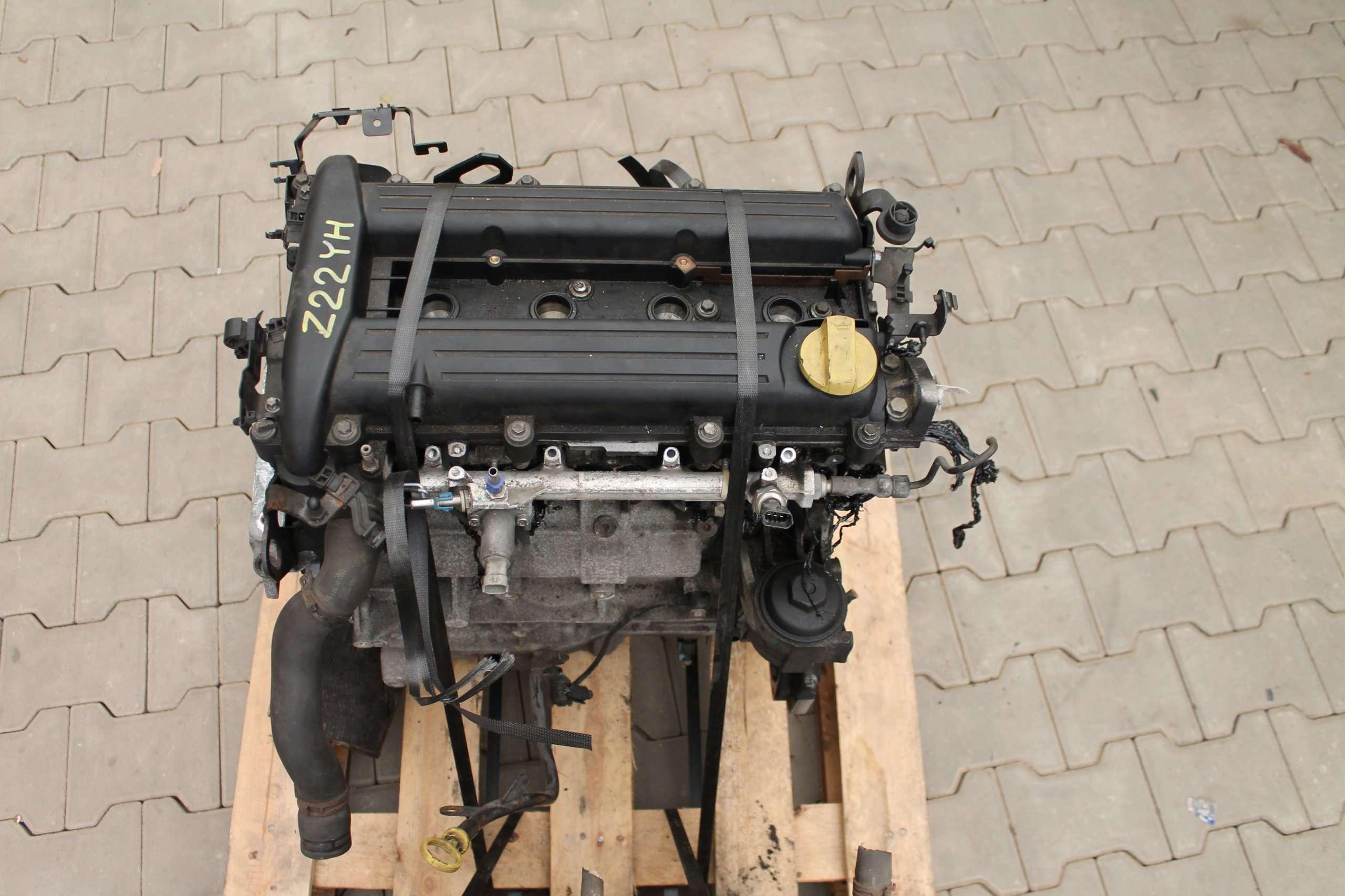 Z22YH 2.2 16V Opel Vectra C