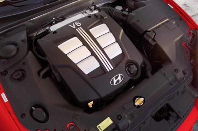 Подробная информация о двигателях