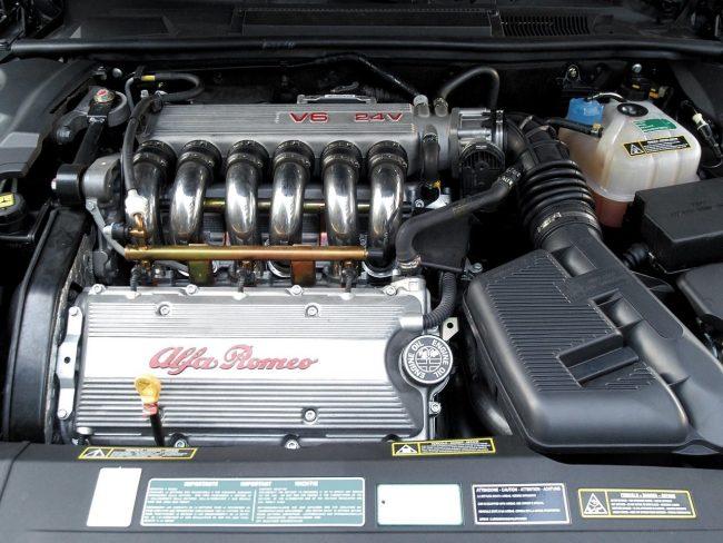 Какие двигатели устанавливались на различные поколения Alfa Romeo 166?