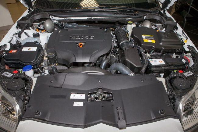 Двигатель поколения DW10
