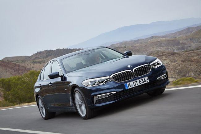 Шестое поколение BMW 5