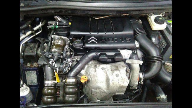 Двигатели Peugeot 1.6 Hdi