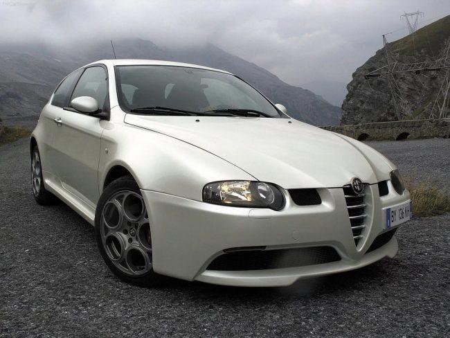 Двигатели Alfa Romeo 147 и 166