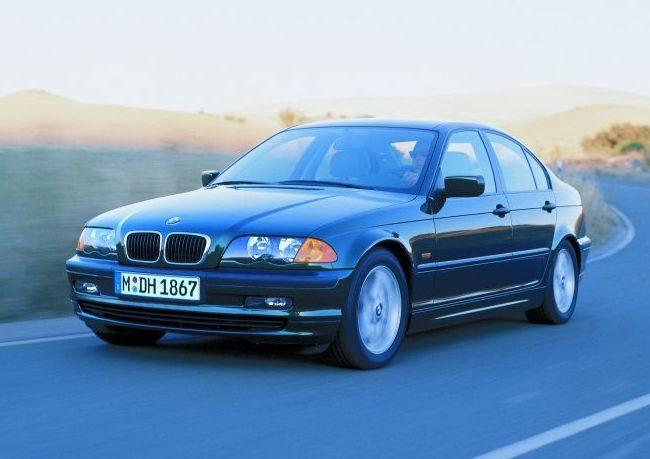 Двигатели BMW 3 серии e46