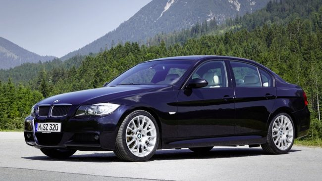Двигатели BMW 3 серии e90