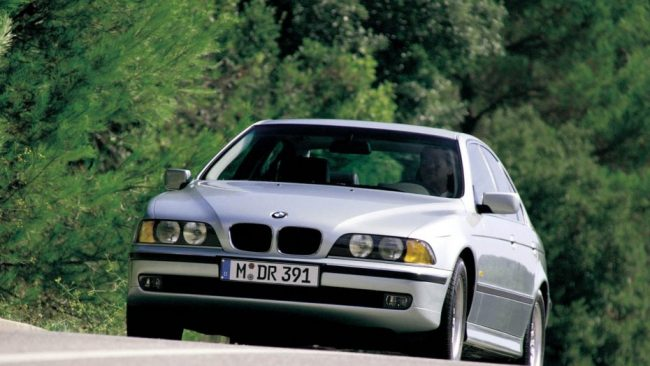 Двигатели BMW 5 серии e39