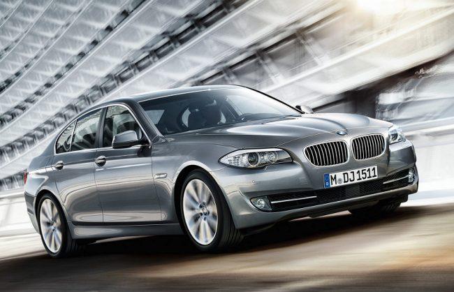 BMW 5 серии f10, f11
