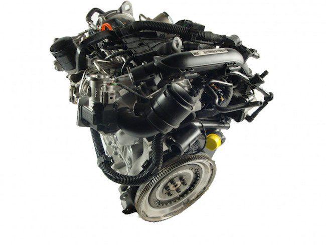 Самый популярный мотор для Skoda Fabia