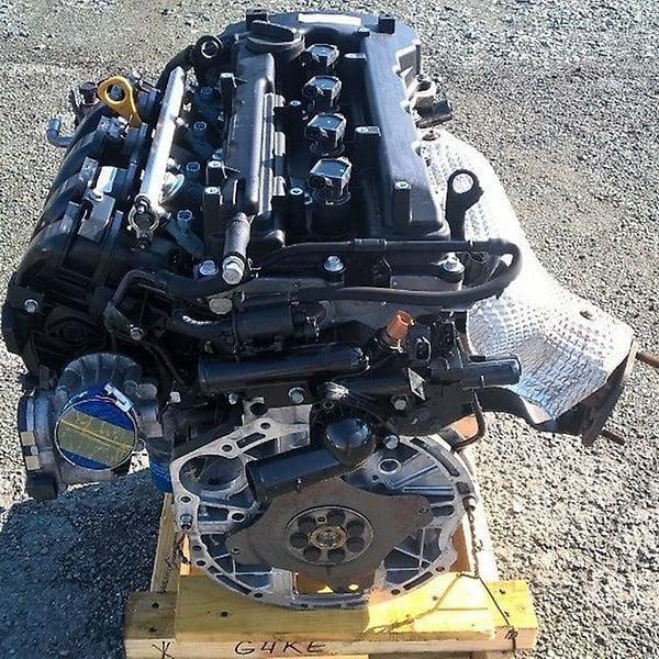 Двигатель G4KE