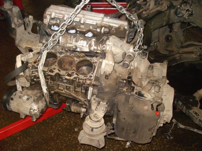 Двигатель G6EA