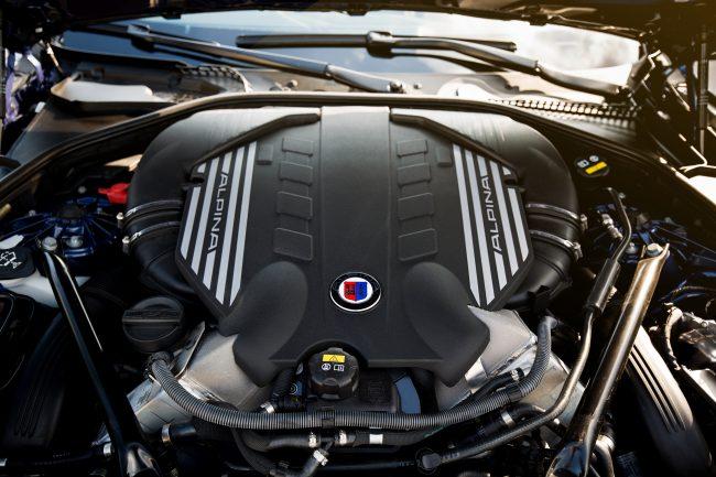Распространённость моторов