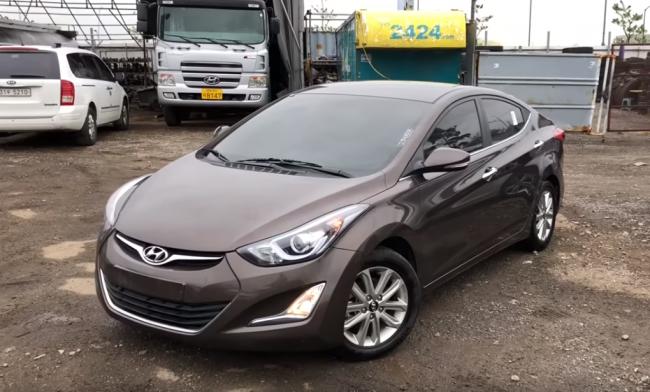 Двигатель Hyundai Avante