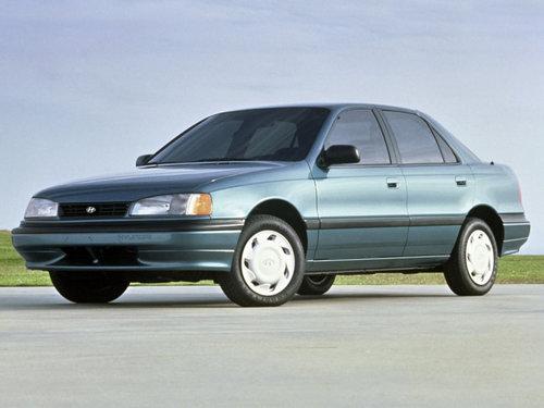 Hyundai Elantra 1 поколения