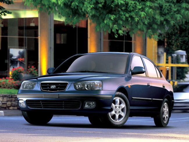 Hyundai Elantra 3 поколения