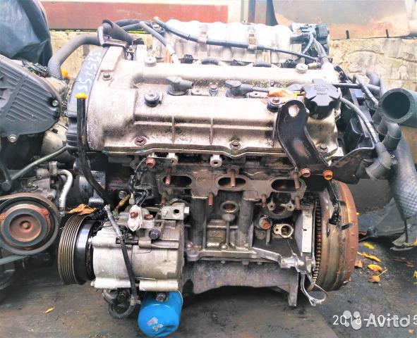 Hyundai G6BA 2.7