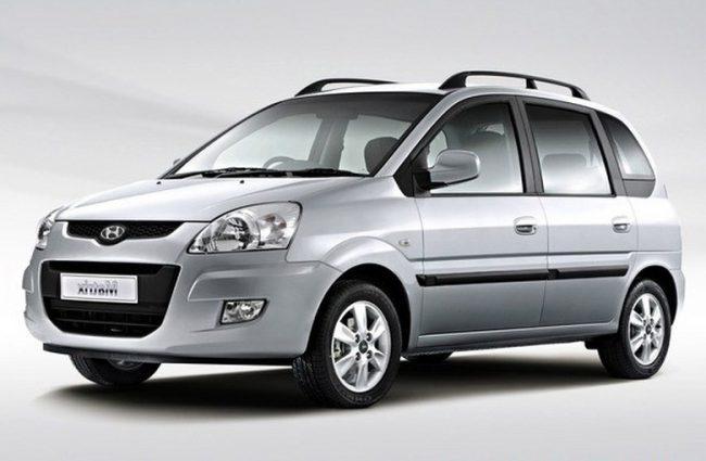 Двигатель Hyundai Matrix