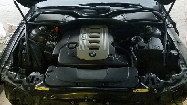Серия M57D30TU2: особенности мотора