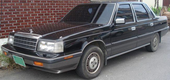Первое поколение Hyundai Grandeur