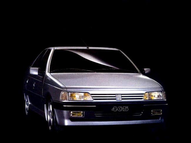 С каким двигателем Peugeot 405 лучше?