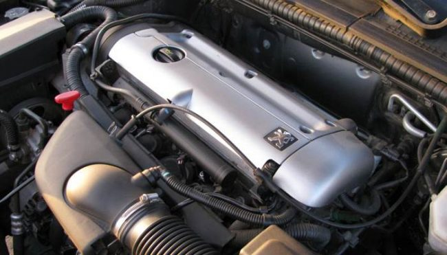 Двигатели Peugeot 406