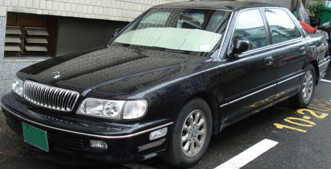 Второе поколение Hyundai Grandeur