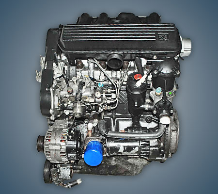 Двигатели Peugeot XUD9, XUD9A, XUD9SD, XUD9TE