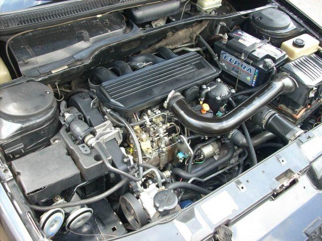Дизельные двигатели Peugeot 405