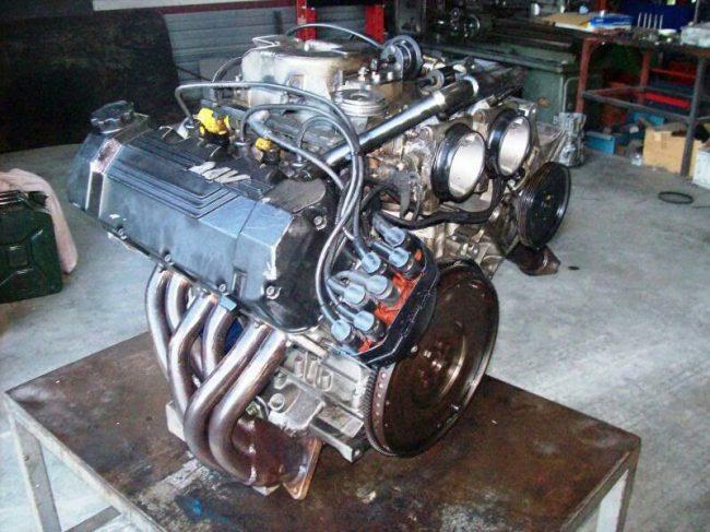 Какие двигатели устанавливались?