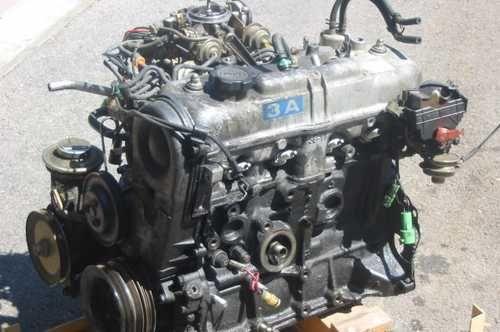 3A-HU Toyota