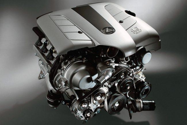 Двигатель Lexus SC430