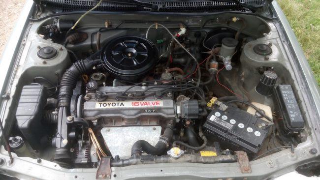 4A-F Toyota