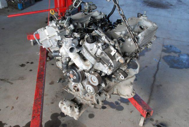 Популярный мотор 4GR-FSE