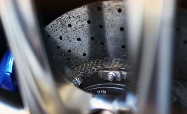 Тормозная система Brembo